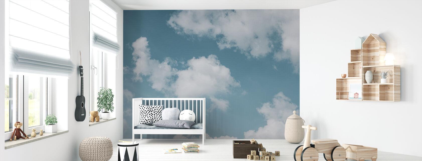 Sea of Clouds - Wallpaper - Nursery