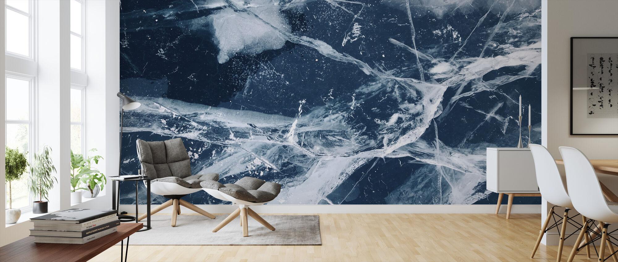 Abstract - Wallpaper - Living Room