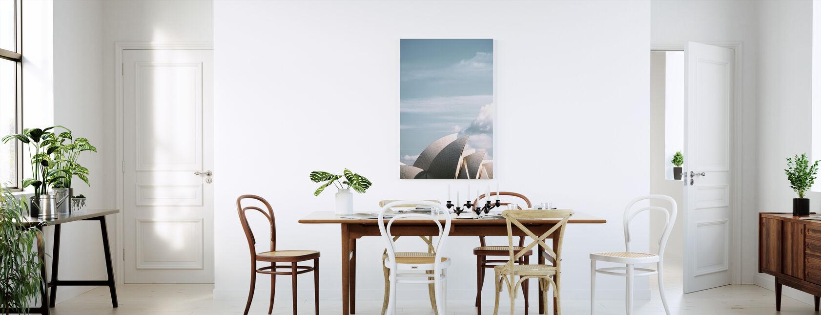 Sydney Opera House - Canvas print - Keuken