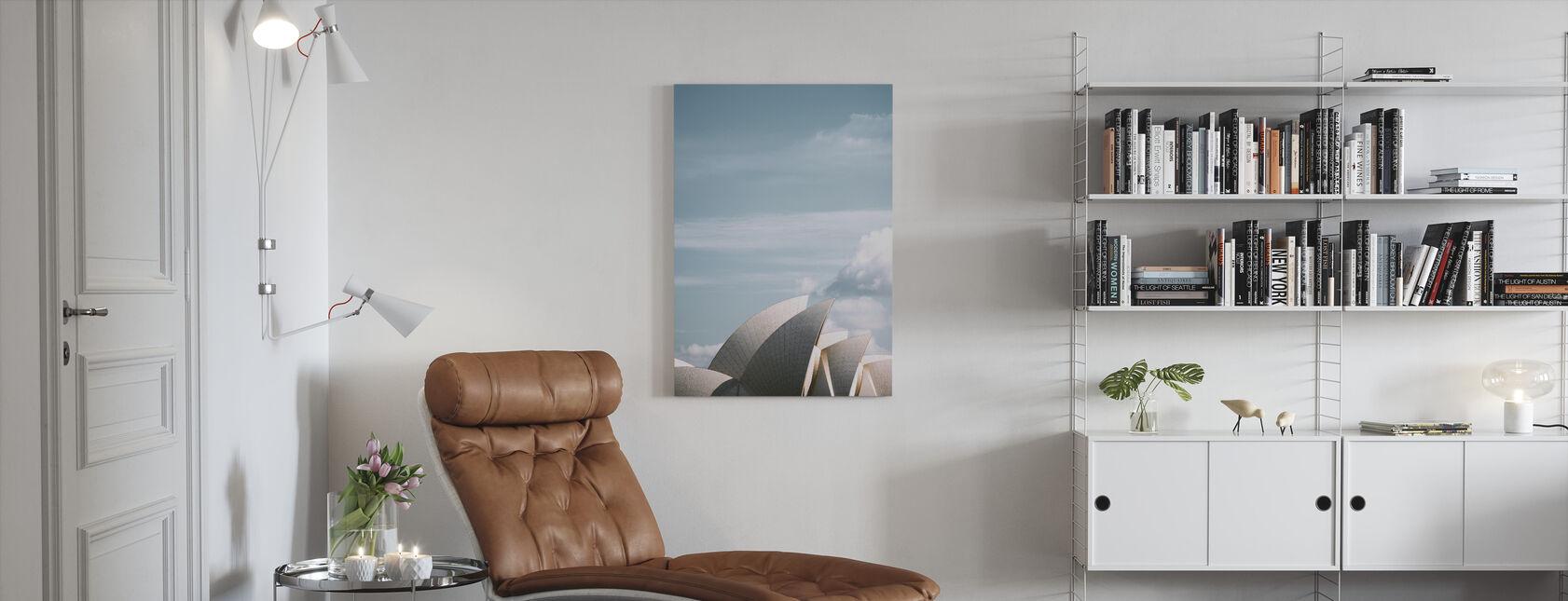 Sydney Opera House - Canvas print - Woonkamer