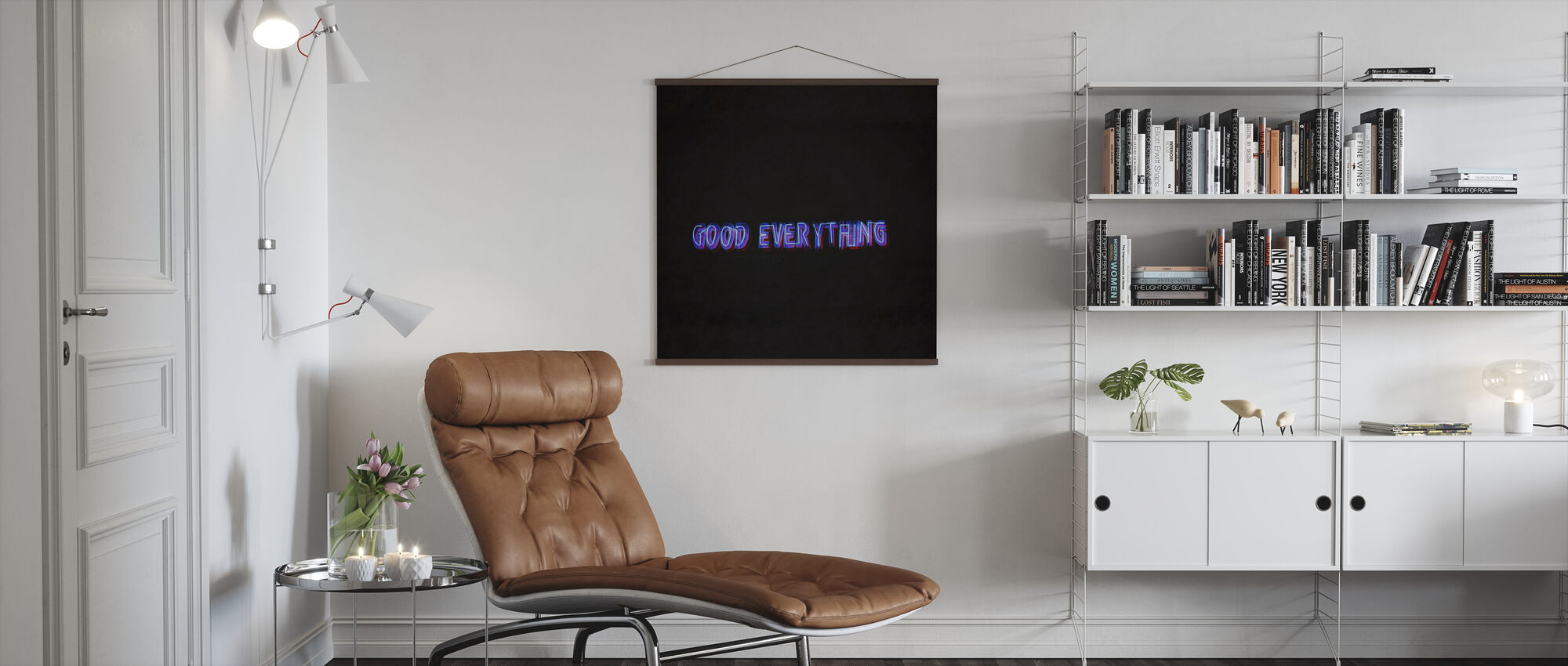 Good Everything - Poster - Living Room