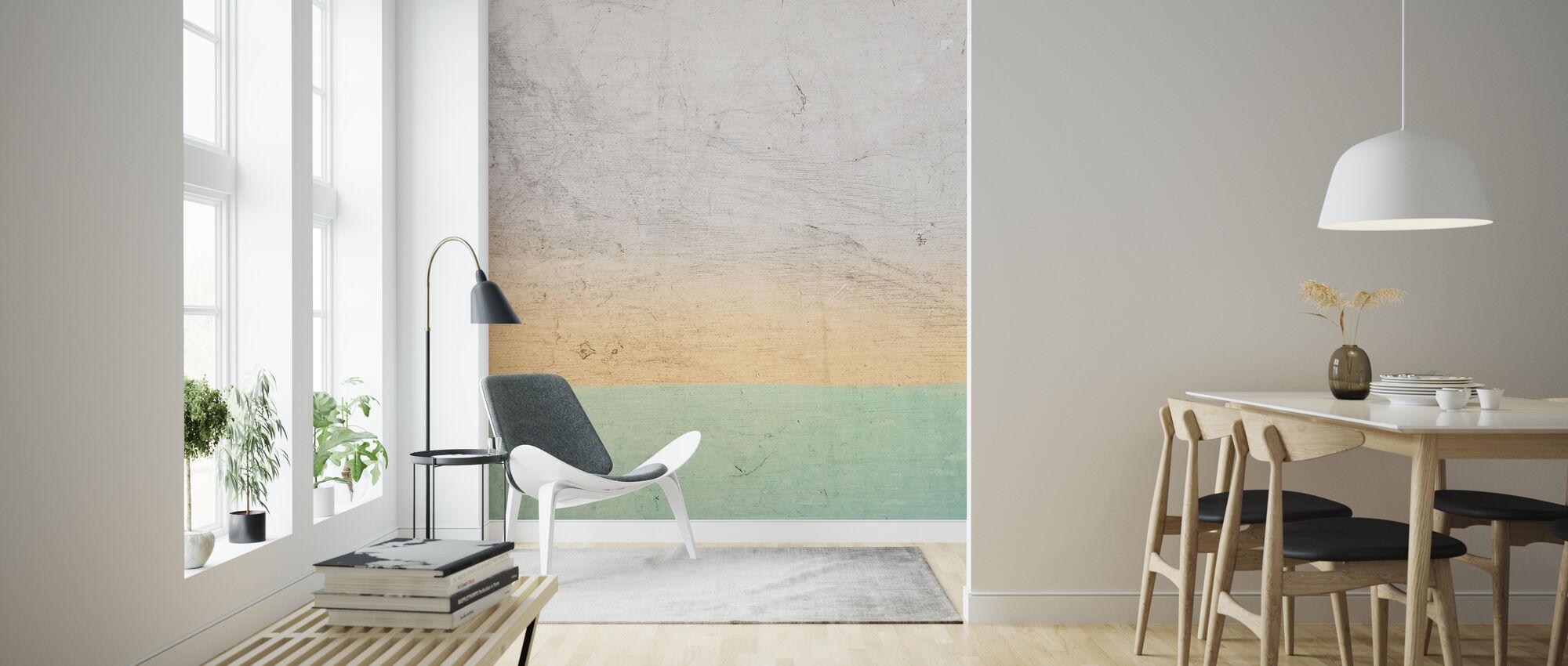 Wall Conceptual Art - Wallpaper - Living Room