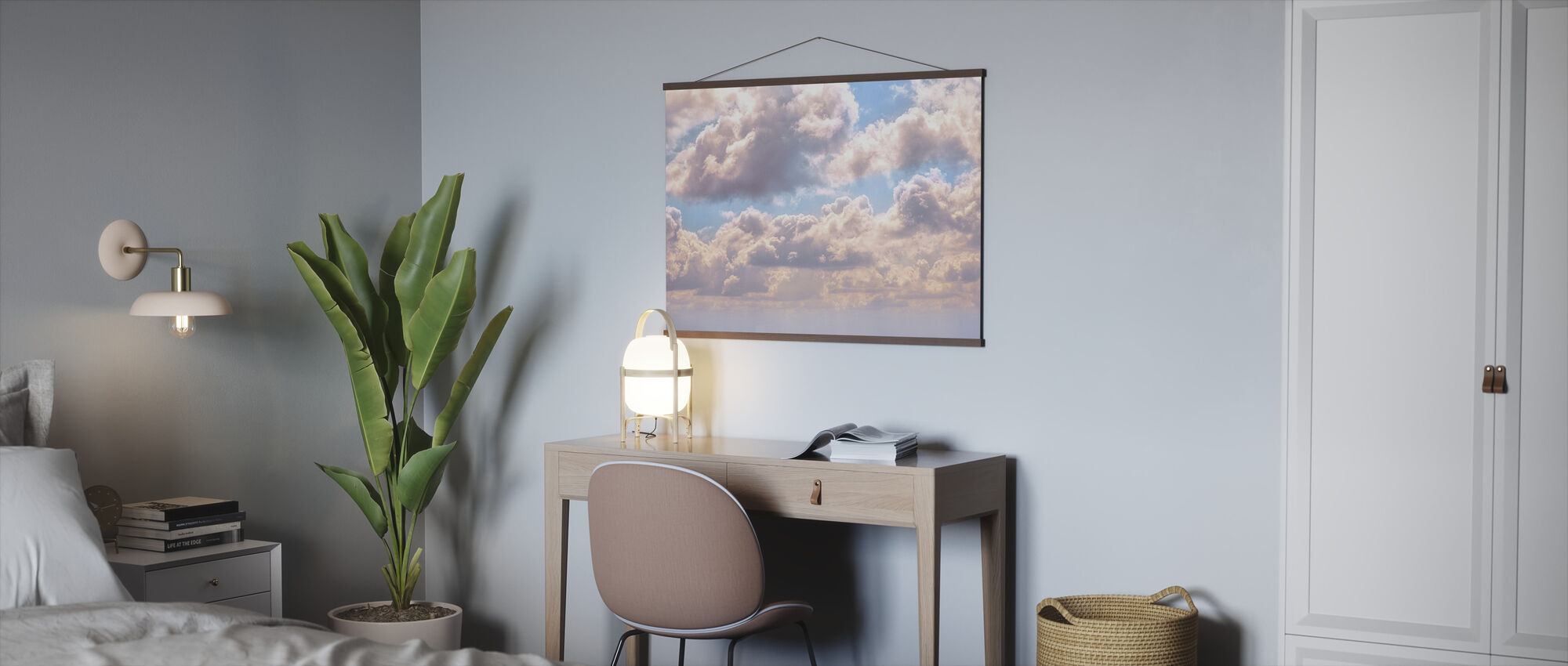 Clouds - Poster - Office