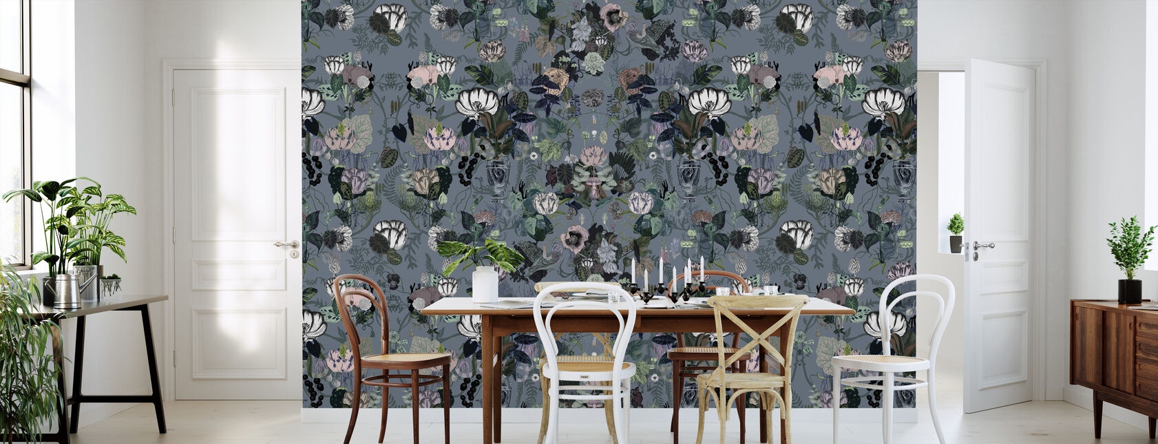 Oh the Tulips - Wallpaper - Kitchen