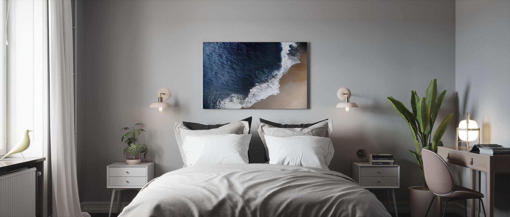 Ocean Waves - Canvas print - Bedroom