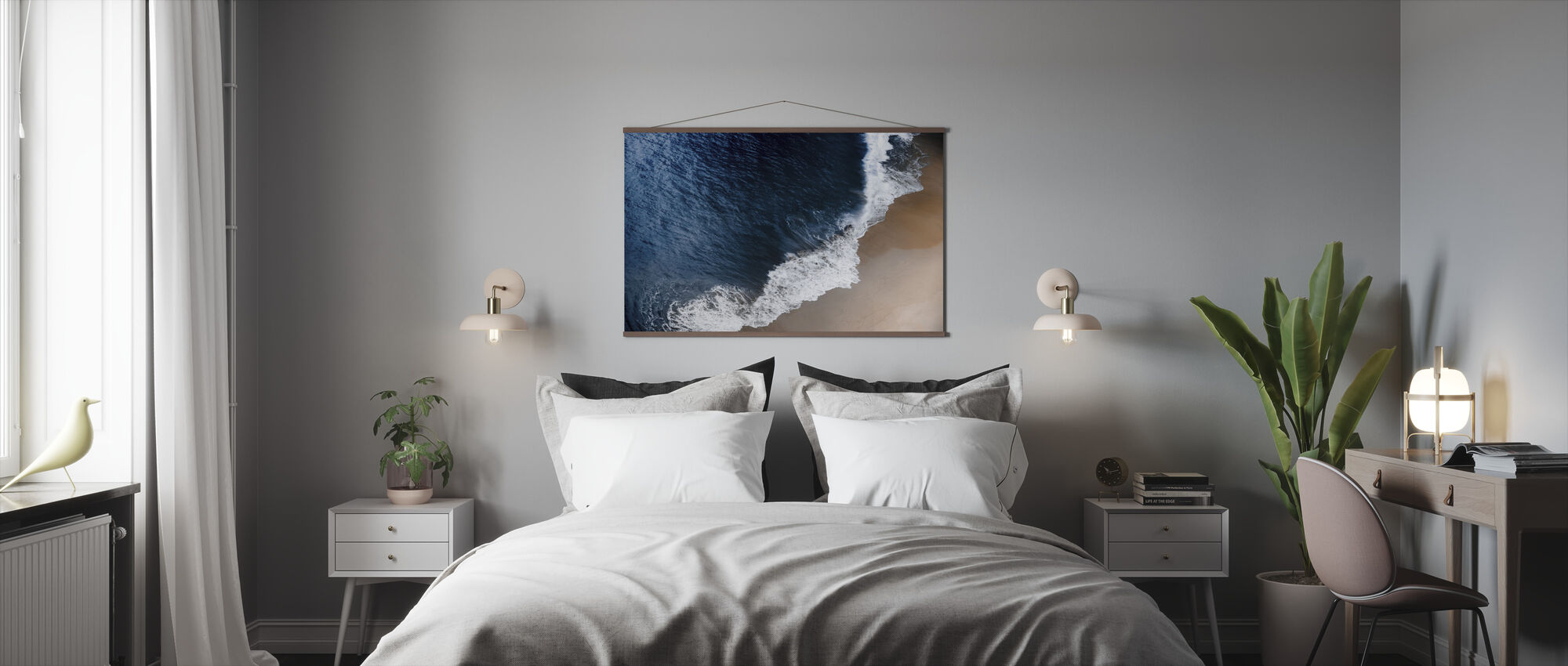 Oceaangolven - Poster - Slaapkamer