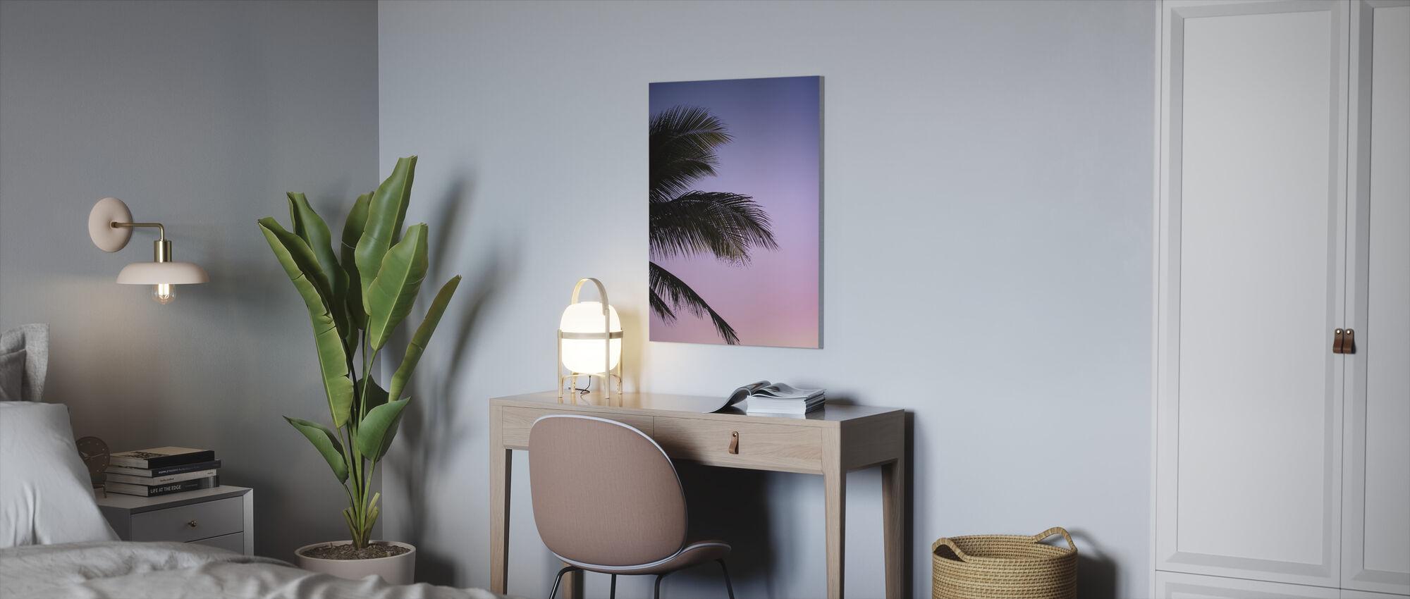Palmu - Canvastaulu - Toimisto