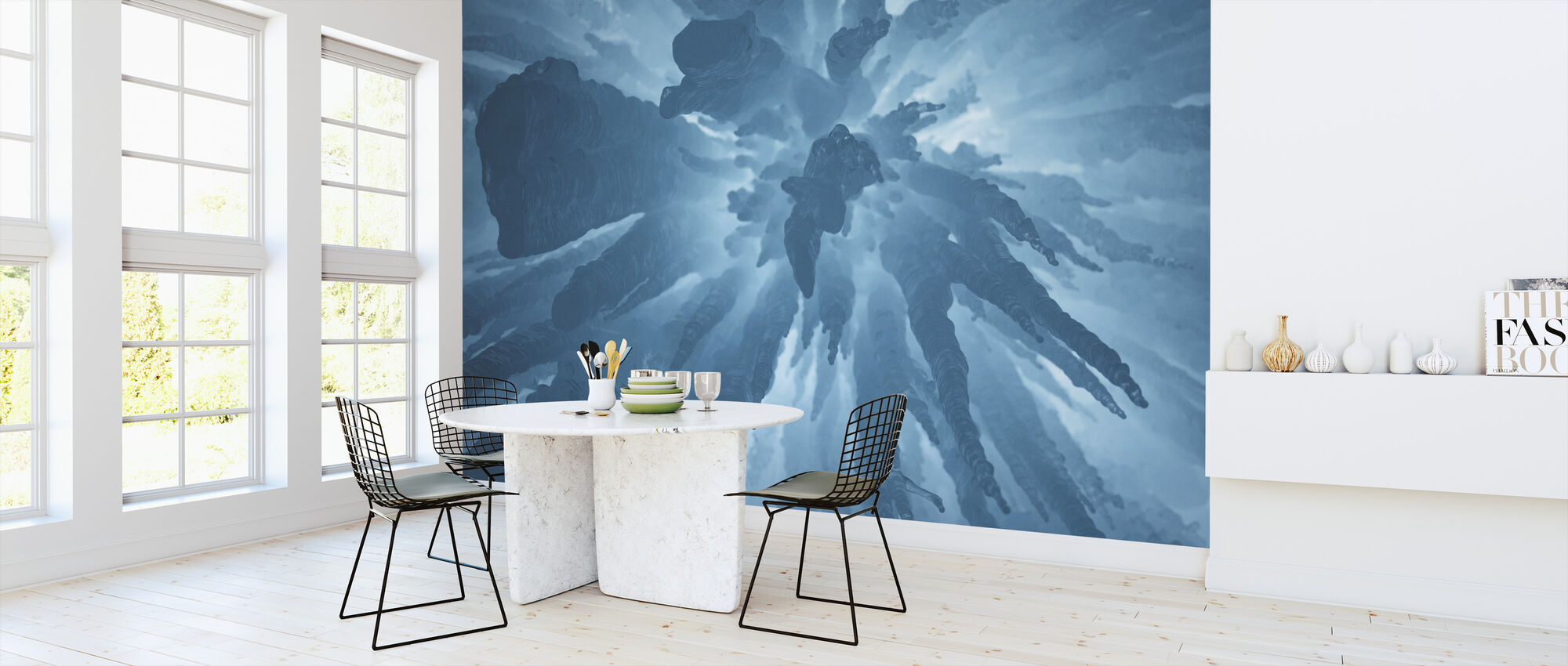 Ice Castles - Wallpaper - Kitchen