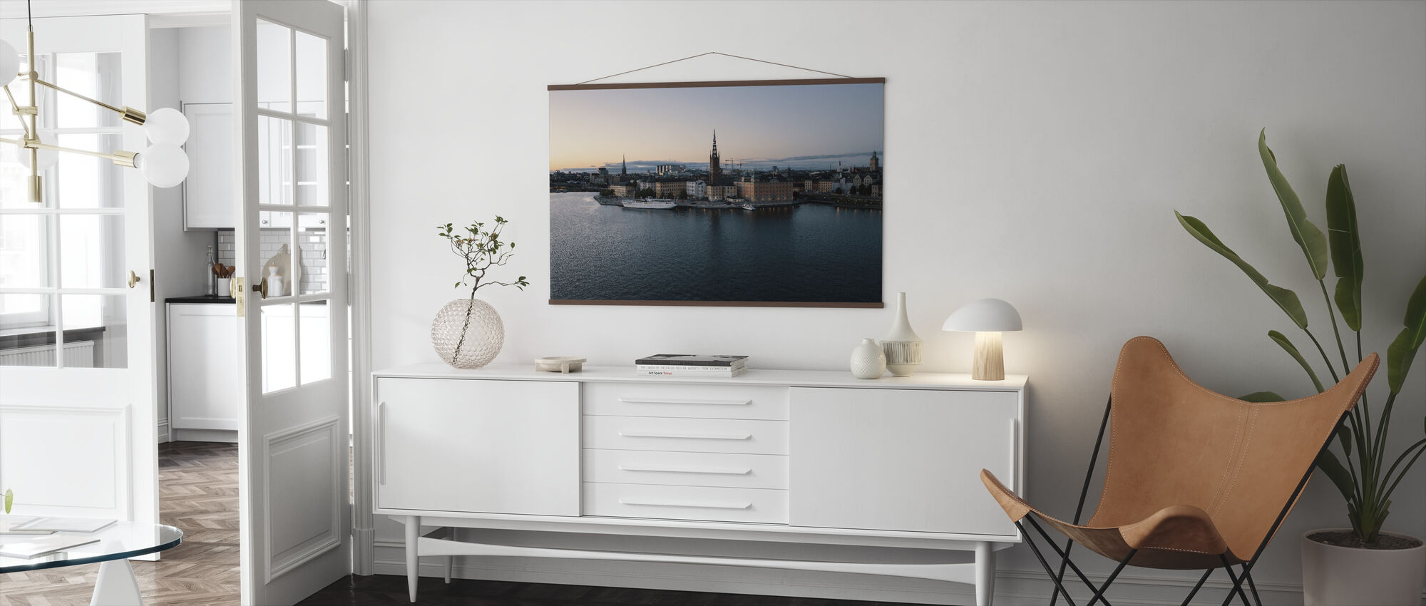 Gamla Stan - Sweden - Poster - Living Room