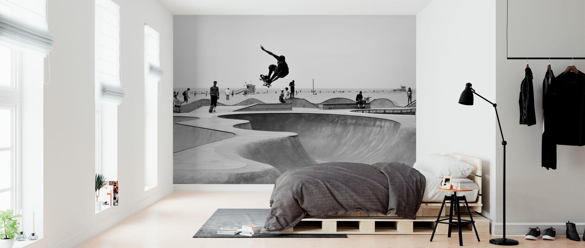 Skate Park - Tapete - Schlafzimmer