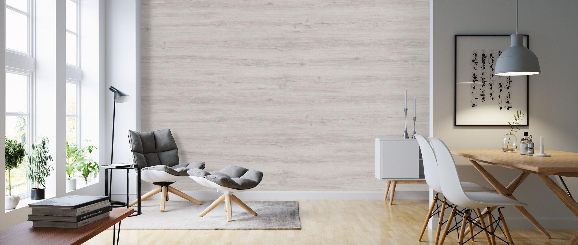 Rustic Wood II - Wallpaper - Living Room