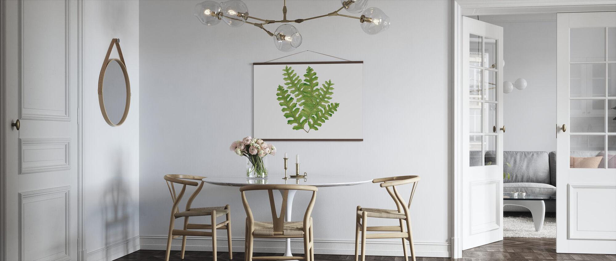 Plante Frodige III - Plakat - Køkken