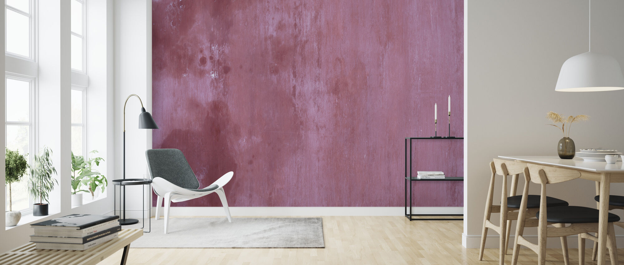 14th Century Wall - Wallpaper - Living Room