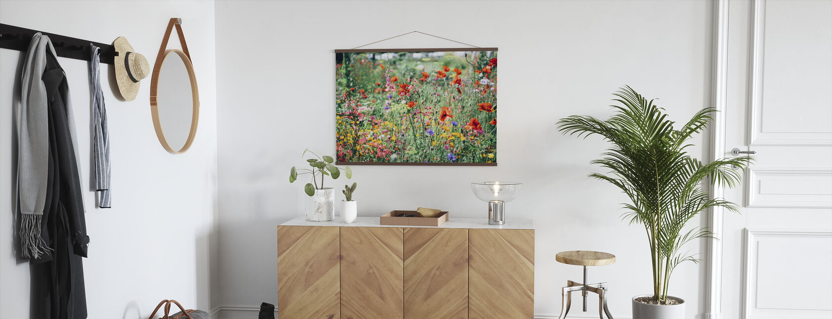 Beautiful Wildflower - Poster - Hallway