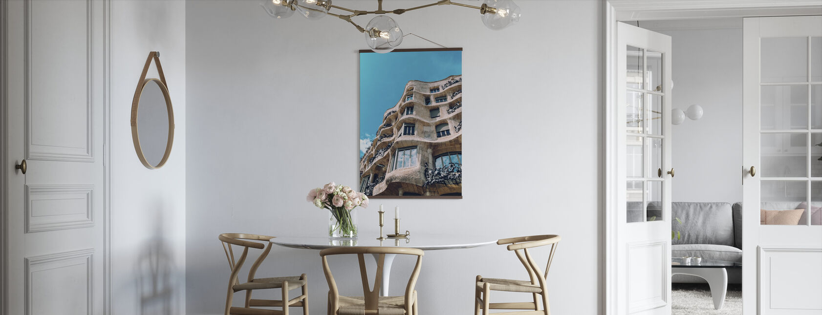 Casa Mila Building - Poster - Kitchen