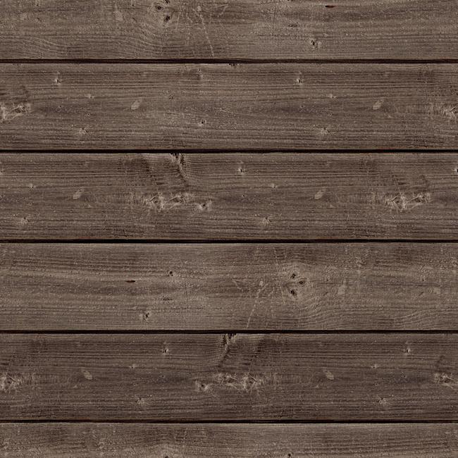 Kuva Brown Colored Plank Tapetit / tapetti 100 x 100 cm