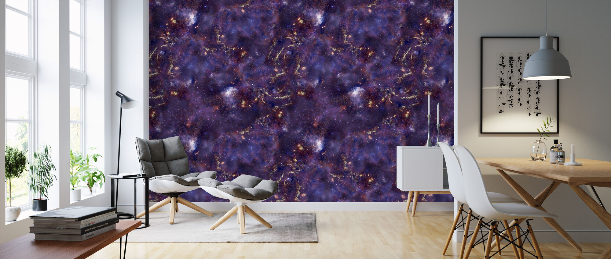 Galaxy Lord - Wallpaper - Living Room