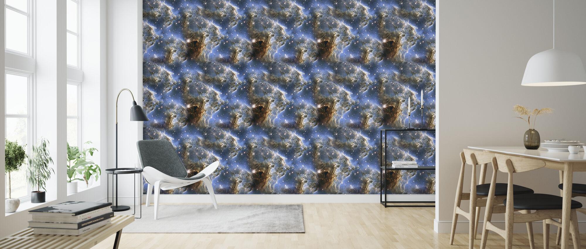 Galaxy Sky - Wallpaper - Living Room