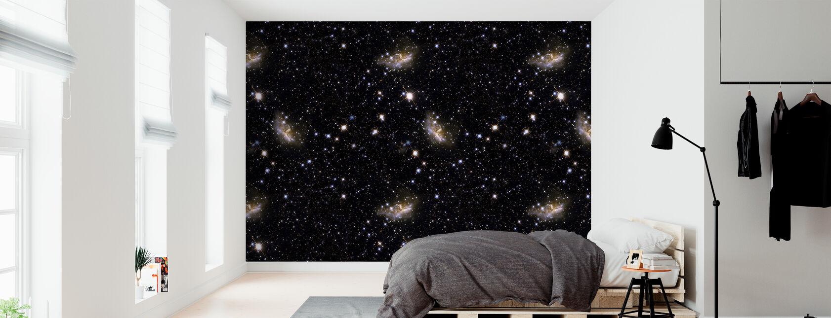 Galaxy Storm - Wallpaper - Bedroom