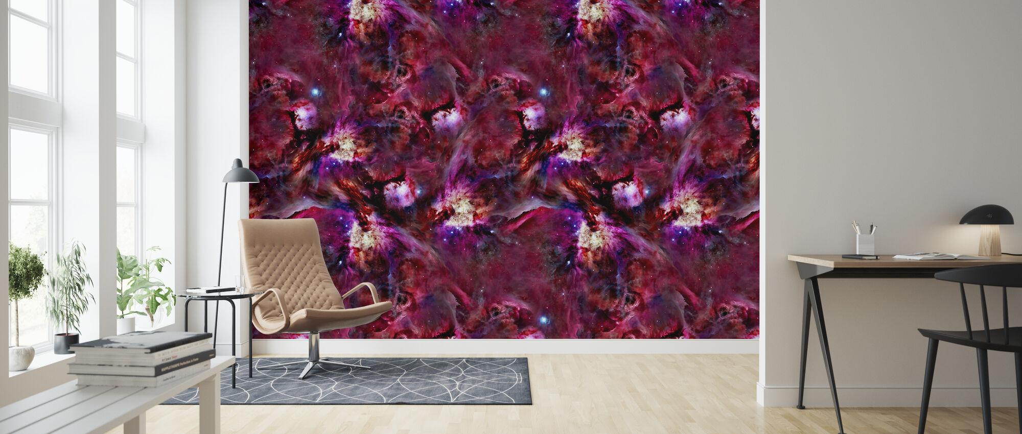 Gauardian - Wallpaper - Living Room