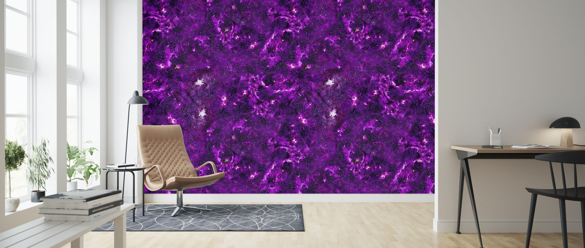 Pinkster - Wallpaper - Living Room