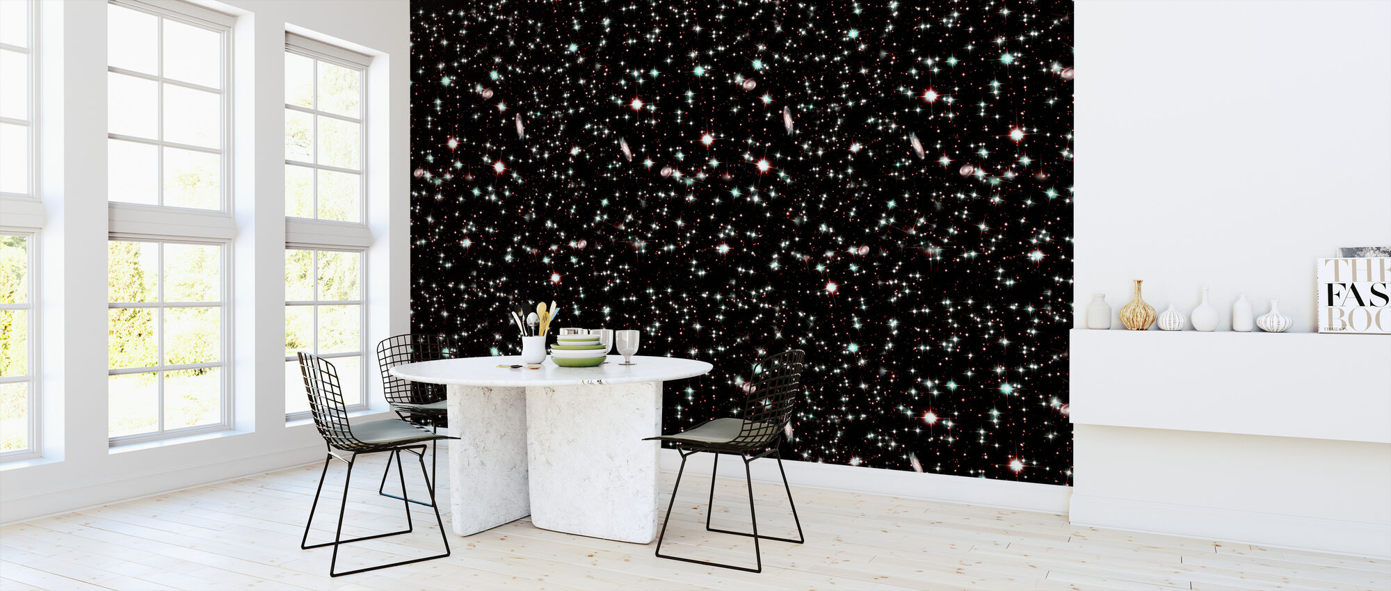 Sparkles - Wallpaper - Kitchen