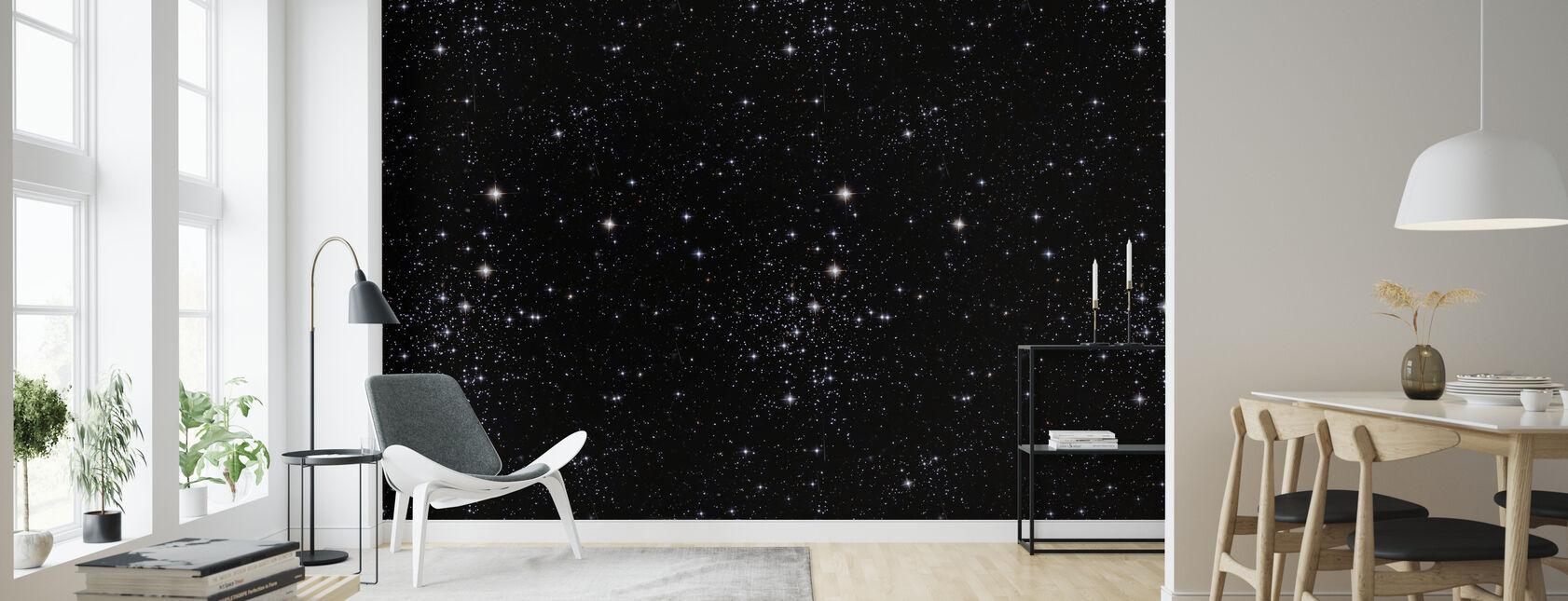 Star Night - Wallpaper - Living Room
