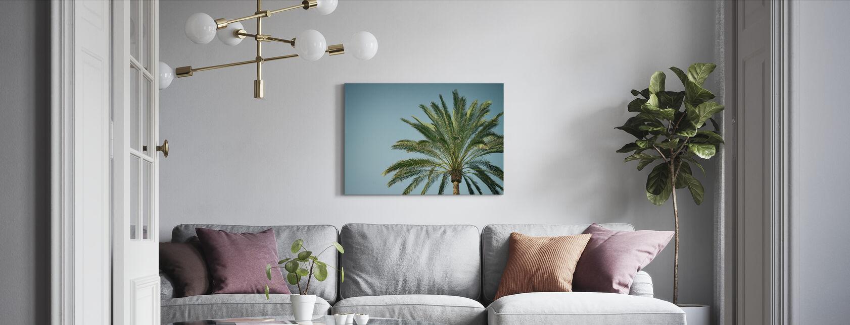 Zonnig Hawaï - Canvas print - Woonkamer