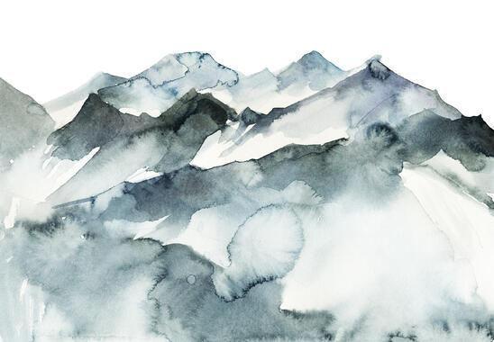 Mountains Popular Wall Murals Photowall