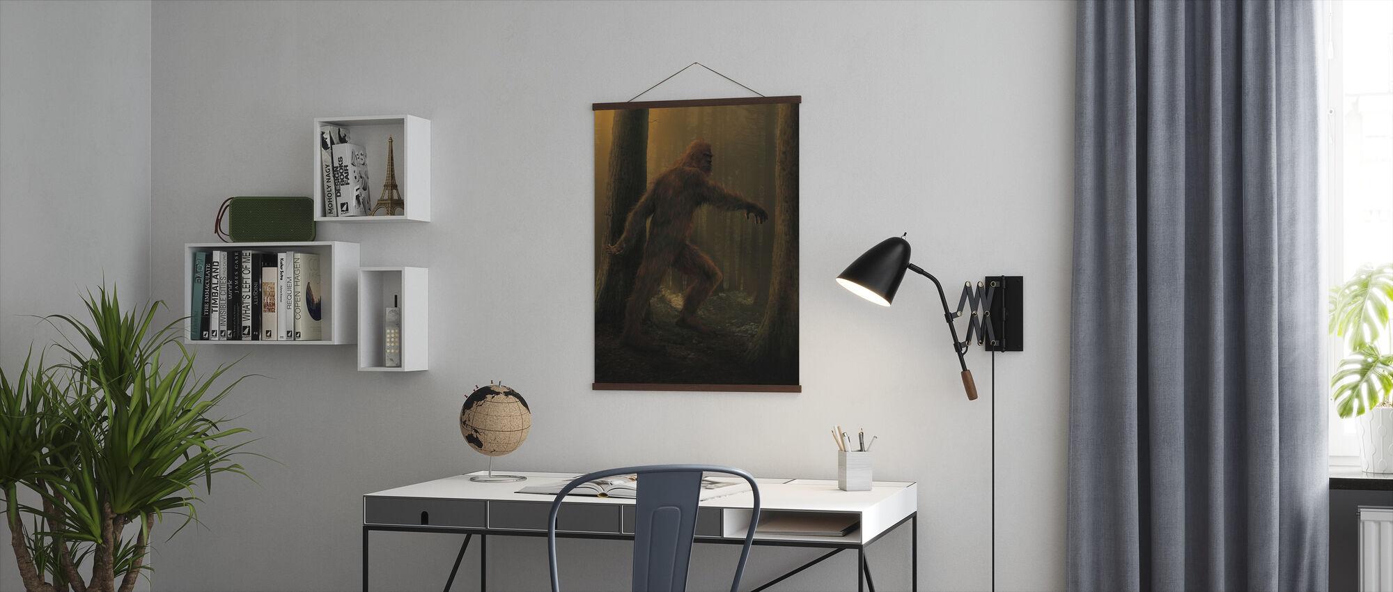 Bigfoot - Poster - Kontor