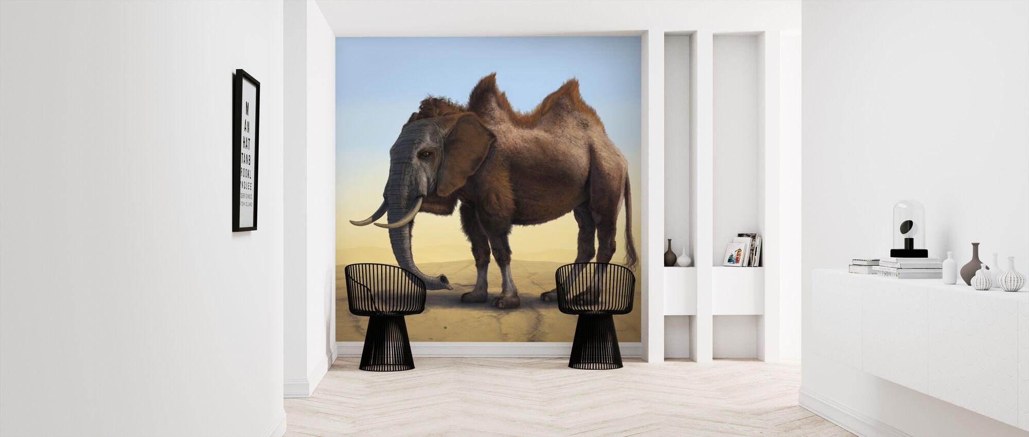 Kamelefantti - Tapetti - Aula