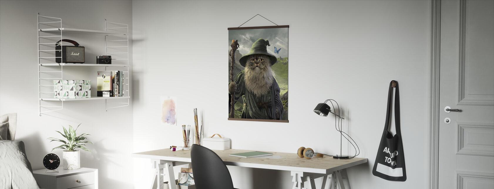 Catdalf - Poster - Büro