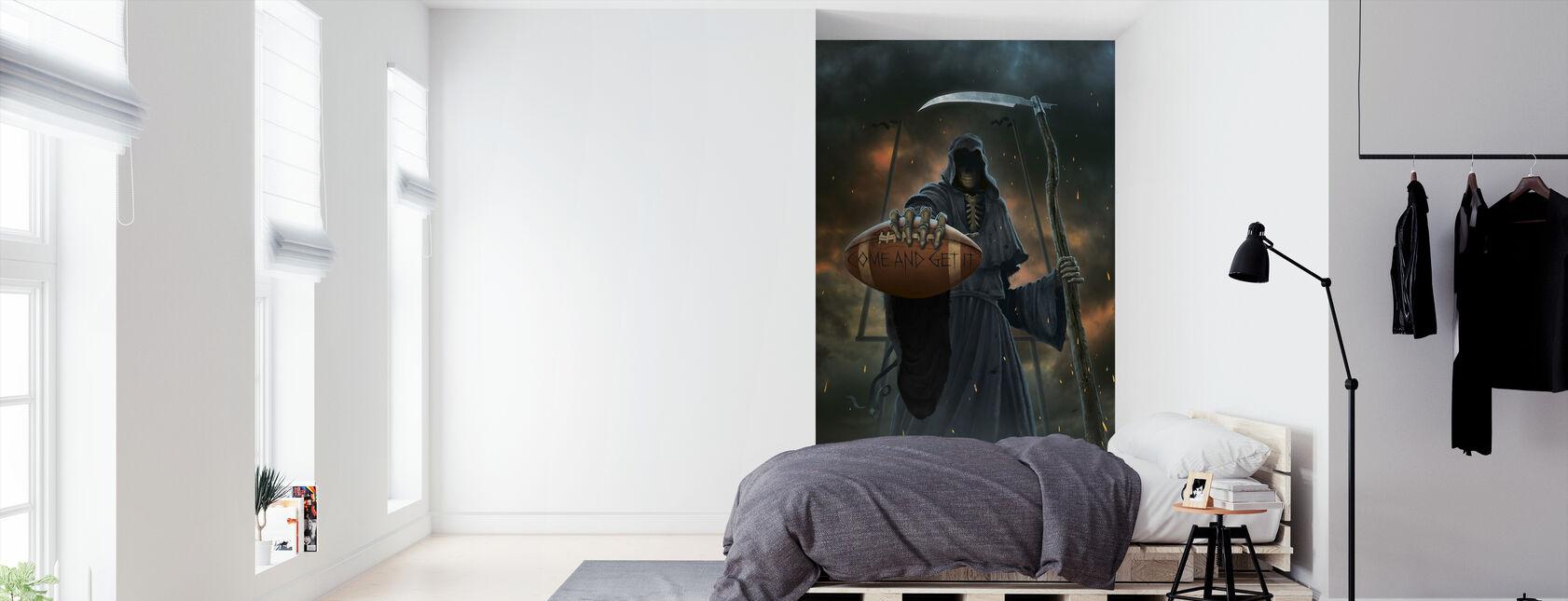 Come and Get It - Wallpaper - Bedroom