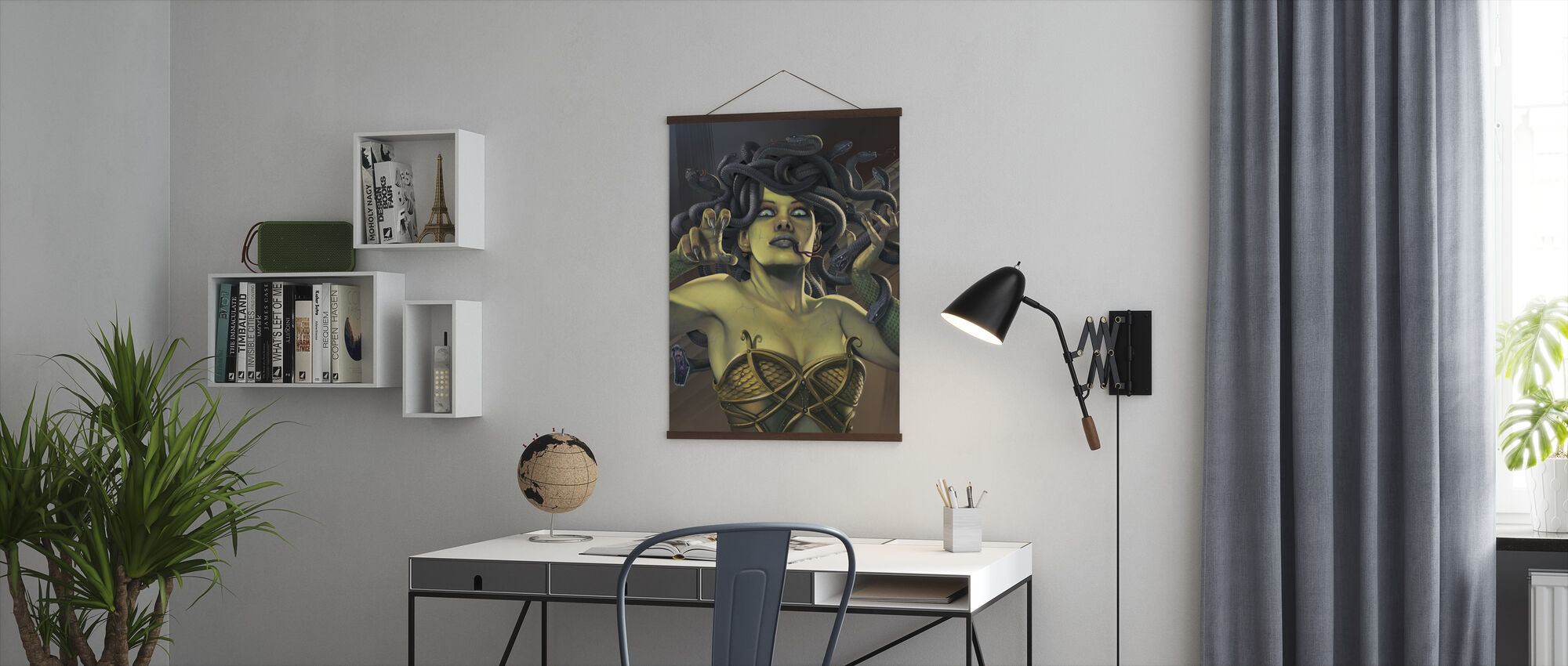 Medusa - Poster - Office