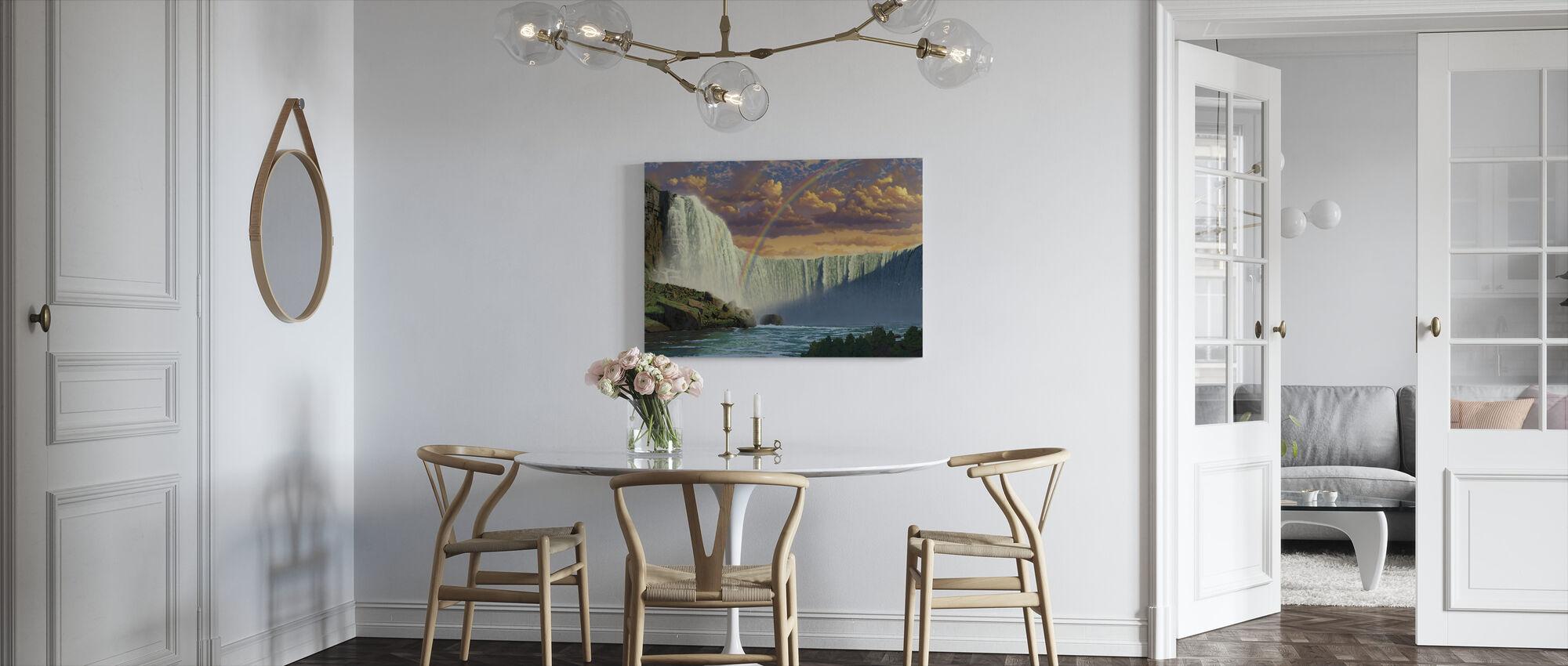 Niagara Falls - Canvas print - Kitchen