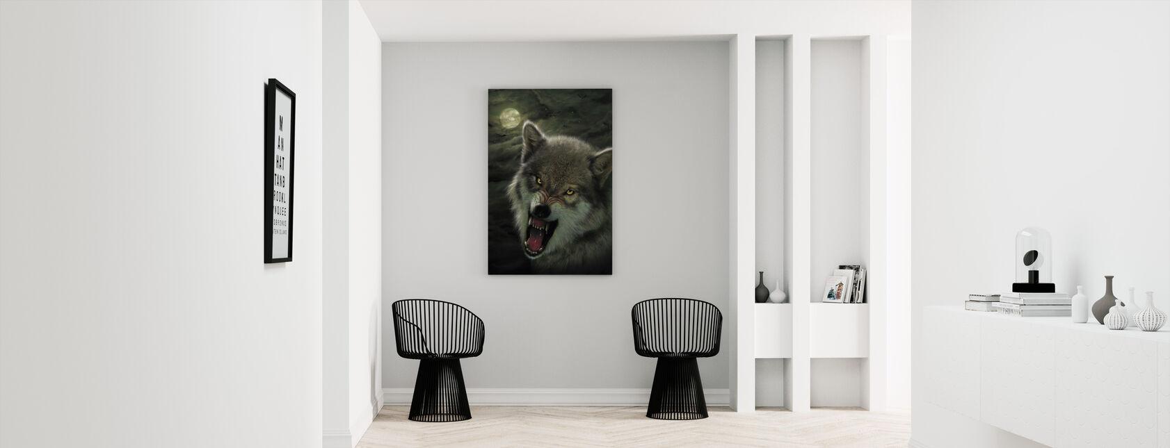 Nightbreed - Canvas print - Hallway