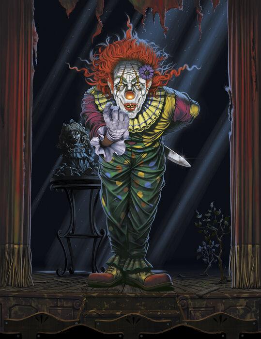 24+ Clown Wallpaper  Wallpapers
