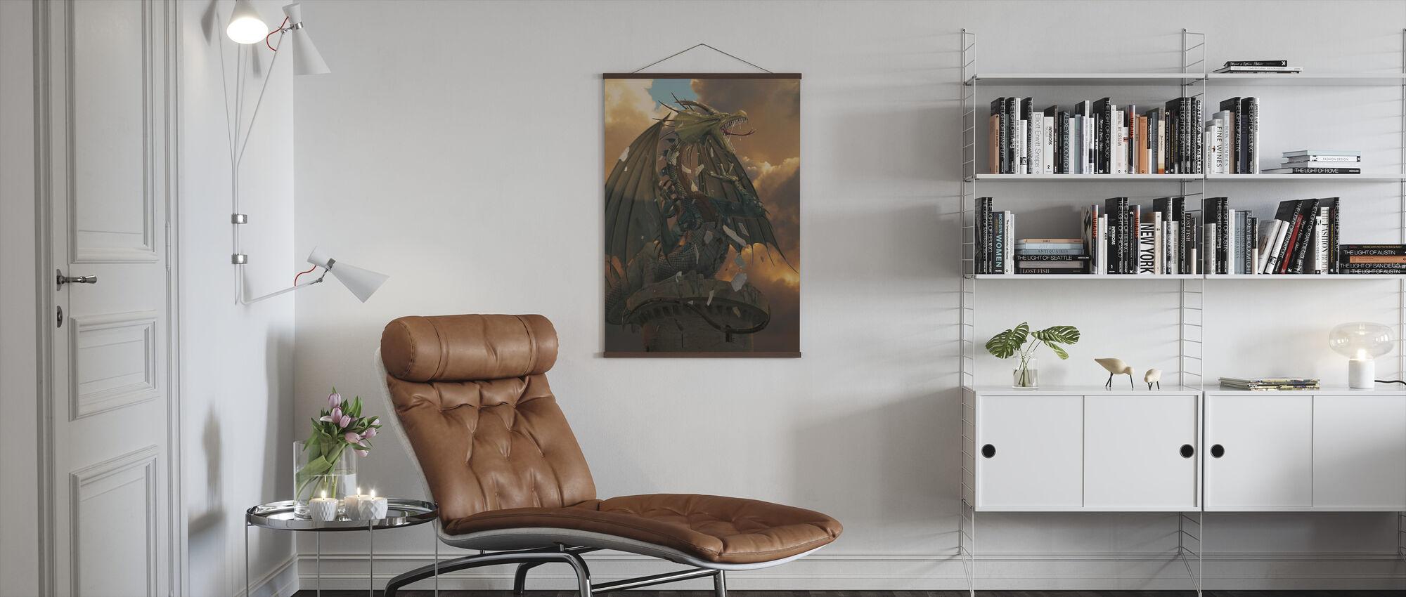 The Awakening - Poster - Living Room