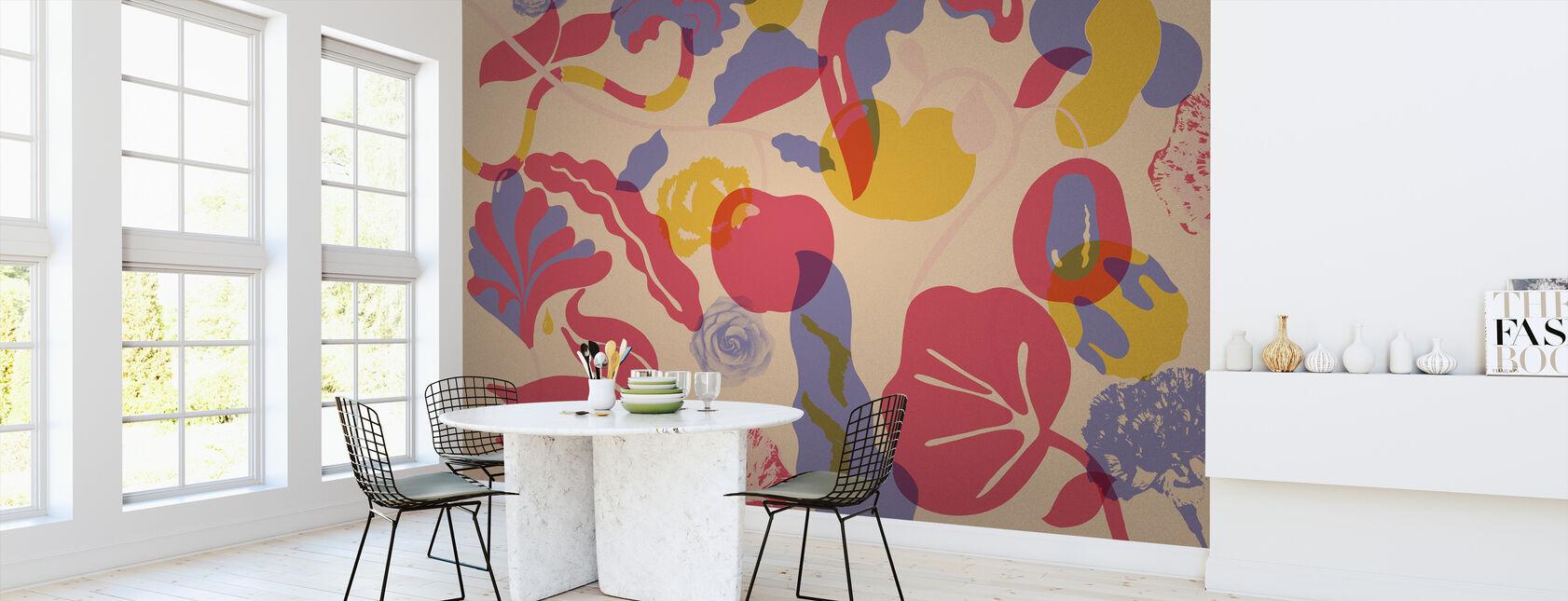 Rosebush - Tapet - Kjøkken