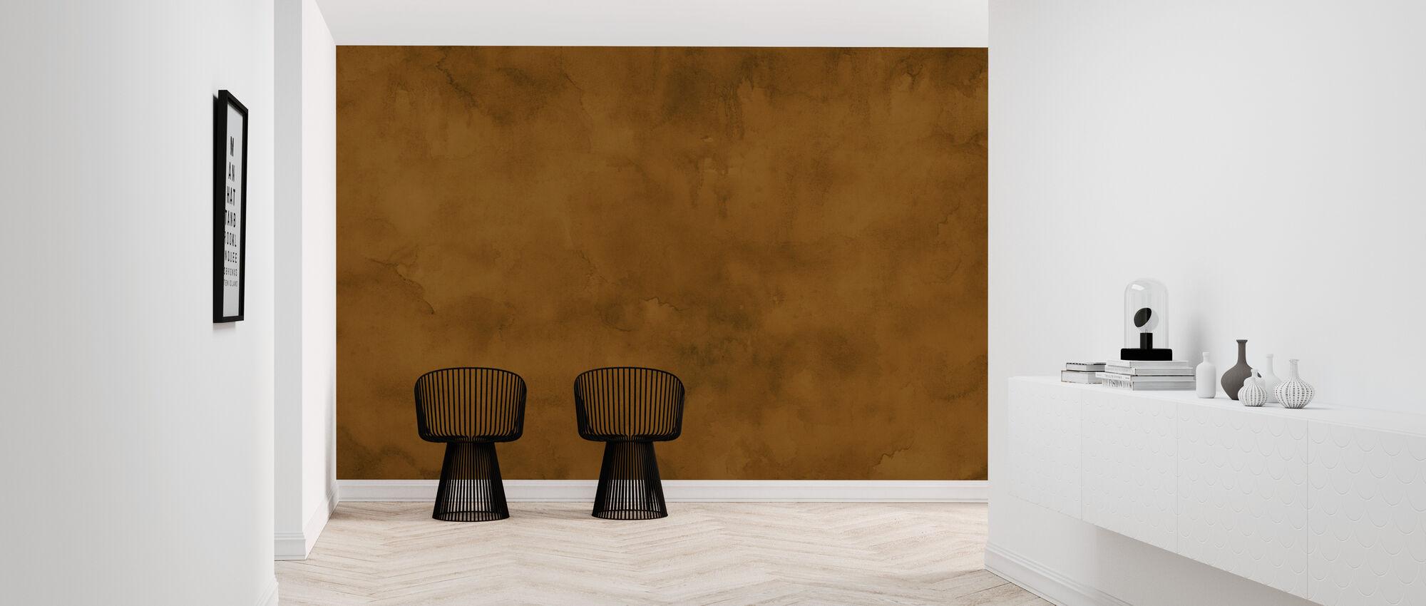 Akvarel - Efterår Spice - Tapet - Entré