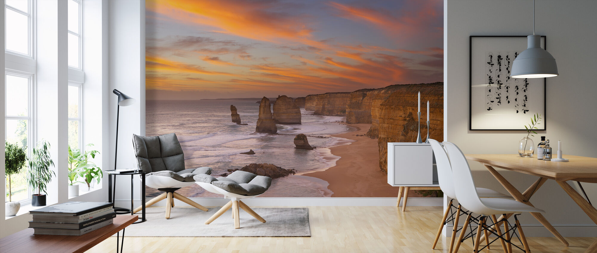 Twelve Apostles - Wallpaper - Living Room