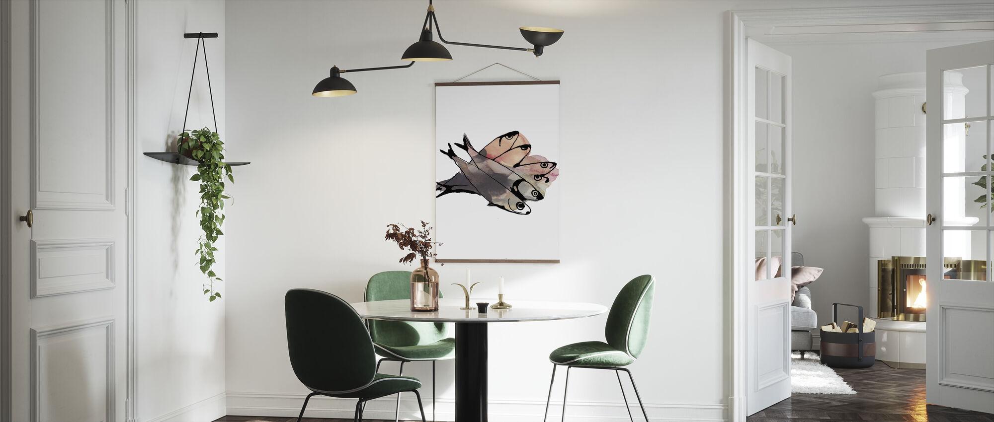 Herring - Poster - Kitchen