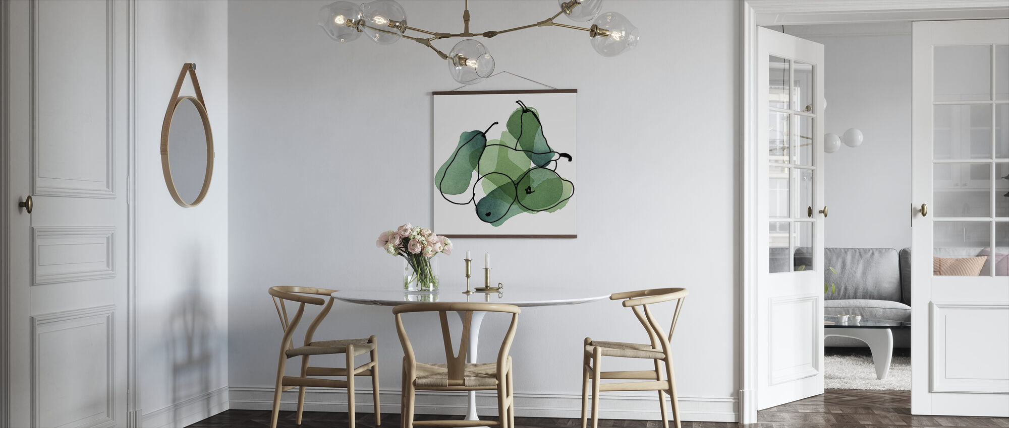 Pears - Poster - Kitchen