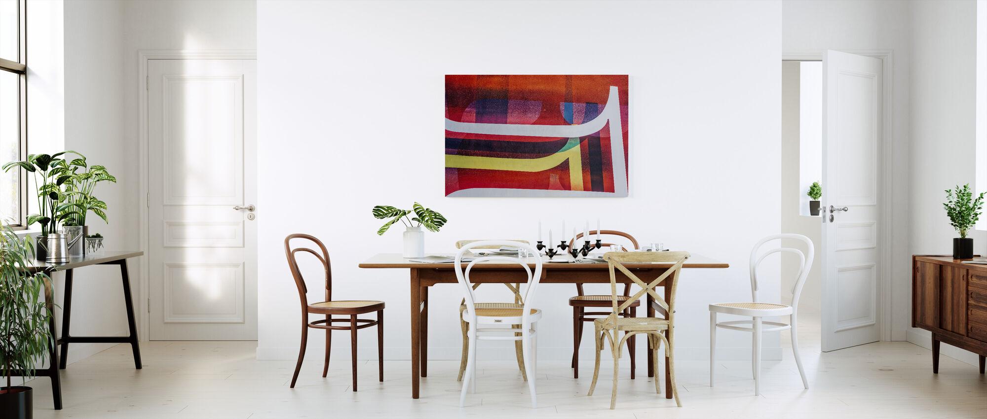 Visual Art - Canvas print - Kitchen