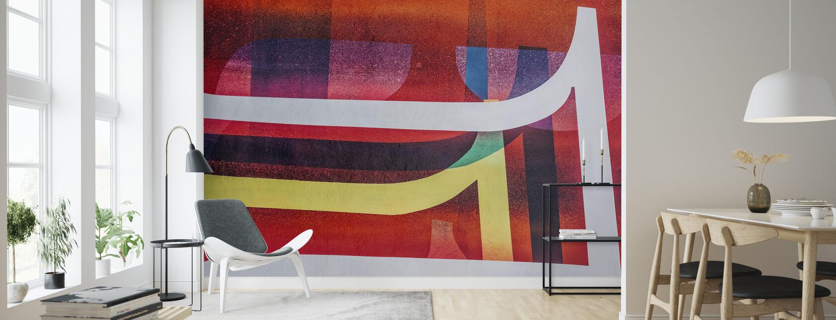Visual Art - Wallpaper - Living Room