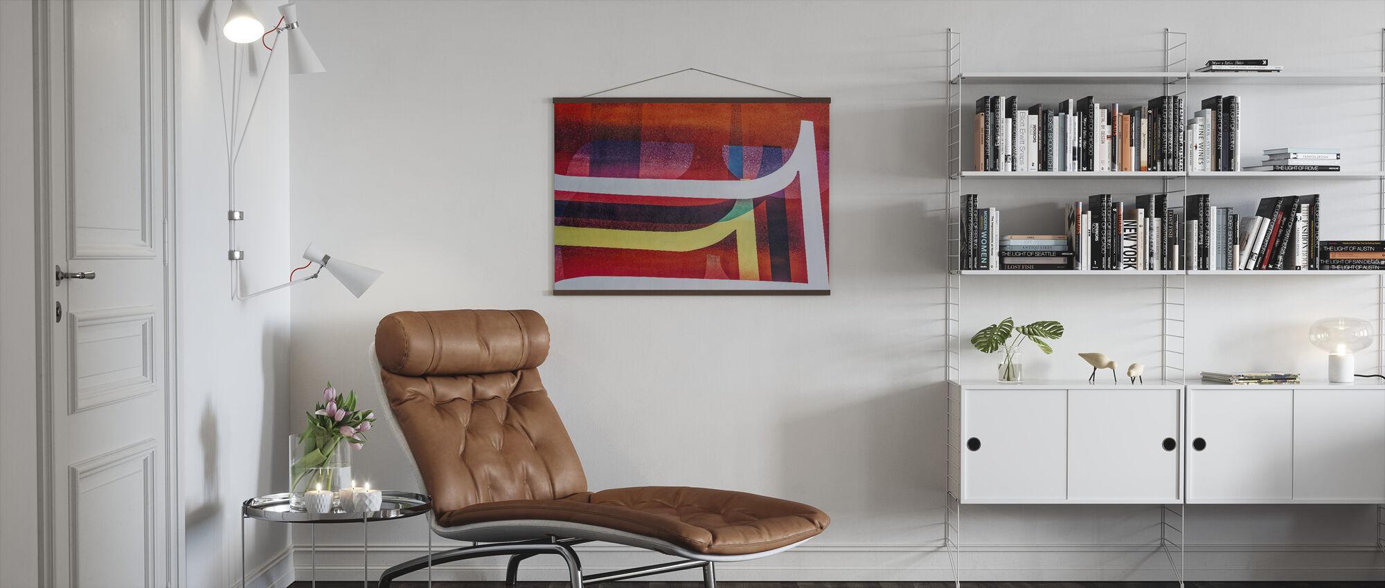 Visual Art - Poster - Living Room