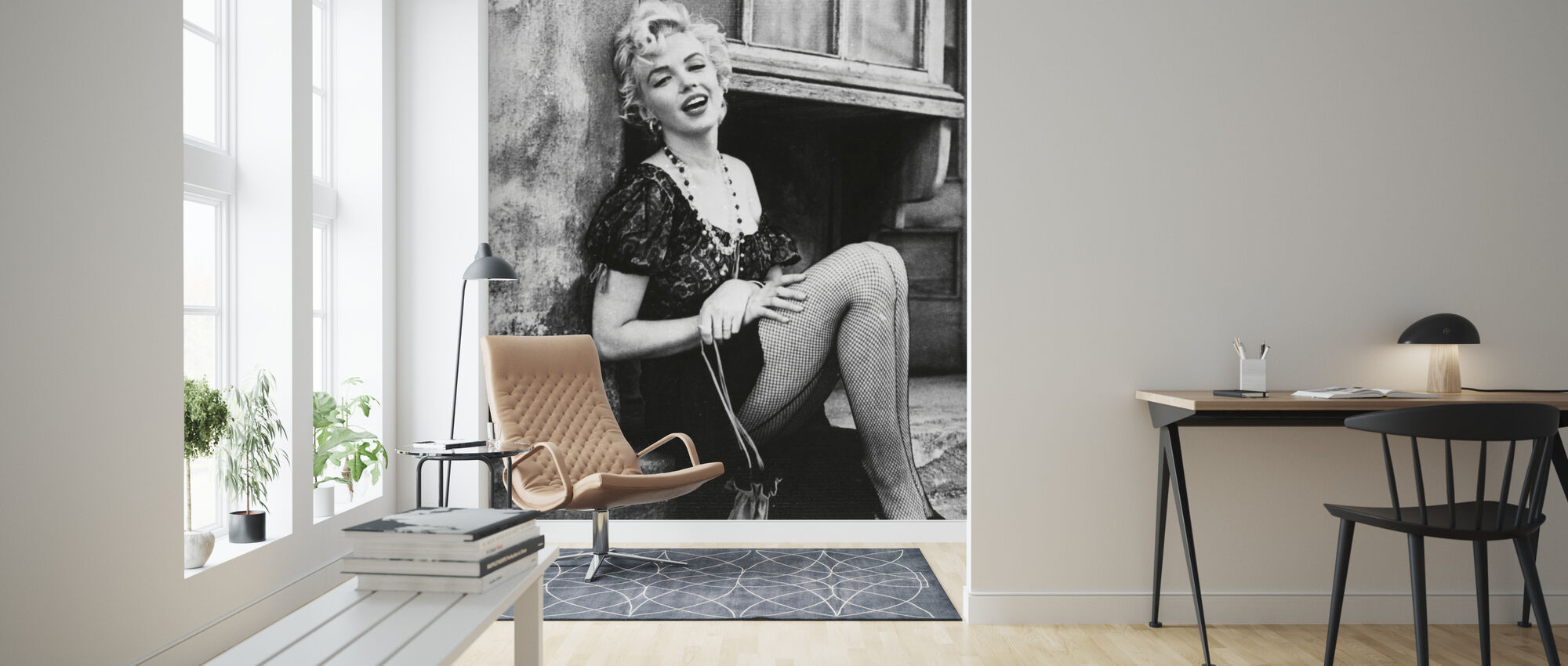Marilyn Monroe In Bus Stop High Quality Wall Murals With Free Us