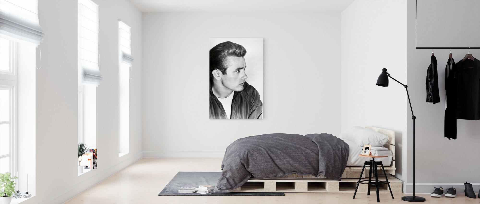 James Dean in Rebell ohne Ursache - Leinwandbild - Schlafzimmer