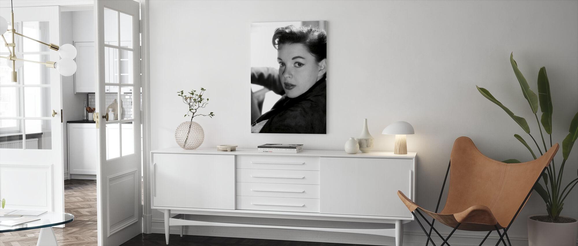 Judy Garland - Canvas print - Living Room