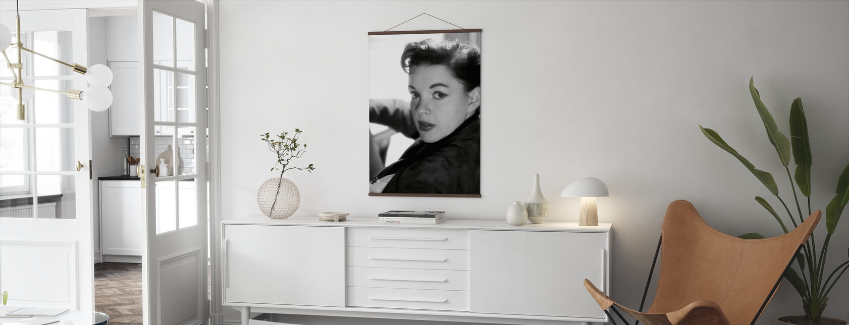 Judy Garland - Poster - Living Room